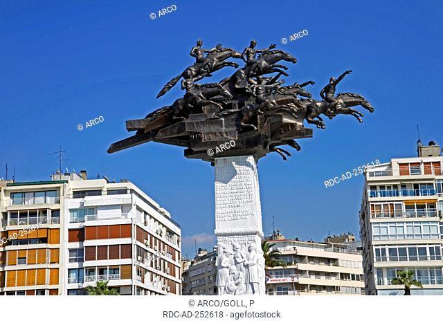 Ataturk memorial Izmir Turkey Atatürk