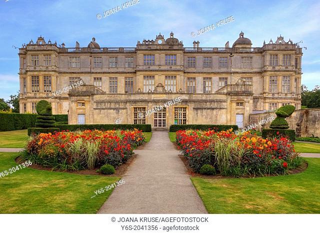 Longleat House, Horningsham, Wiltshire, England, United Kingdom