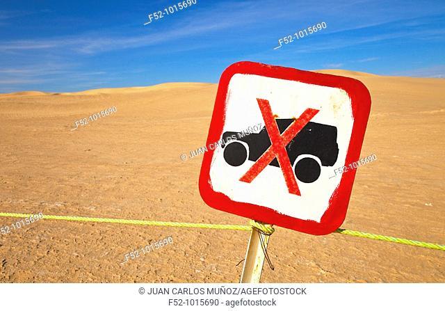 Salt Lake or 'Chott' Ell Yerid. Nelta. Desert of Southern Tunisia. Tunez. Africa