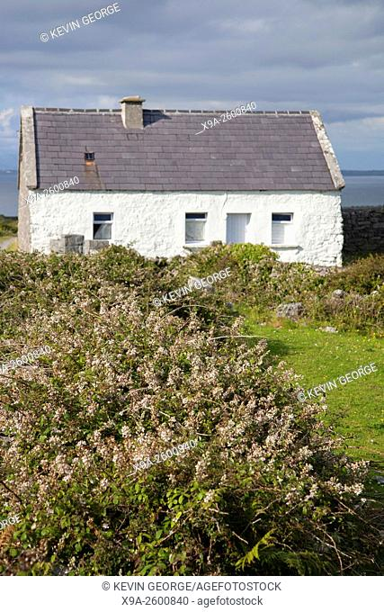 Traditional Cottage, Inishmore; Aran Islands; Ireland