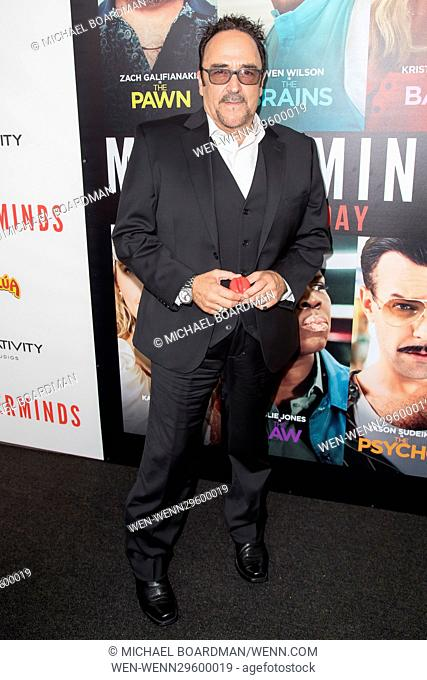 Relativity Media's 'Masterminds' Premiere - Arrivals Featuring: Daniel Zacapa Where: Hollywood, California, United States When: 26 Sep 2016 Credit: Michael...