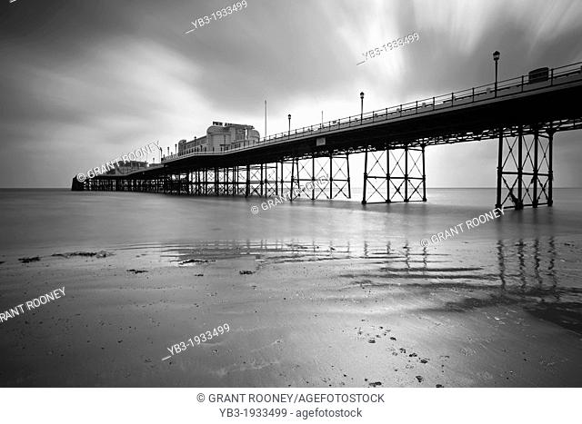 Worthing Pier, Sussex, England