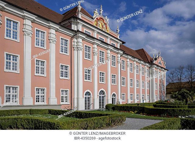 New Castle, Meersburg, Baden-Wuerttemberg, Germany