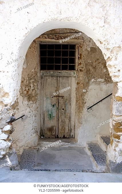 Resort town of Atrani , Amalfi Coast , Italy