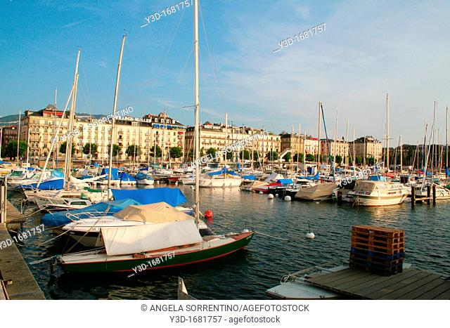 View of Geneve, Switzerland