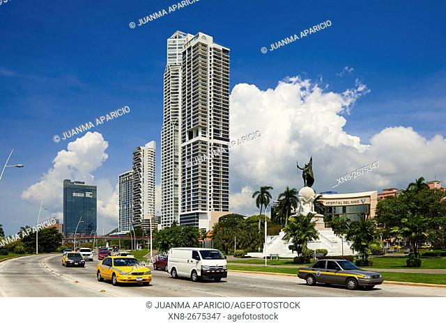 Panamá City, Republic of Panama, Central America