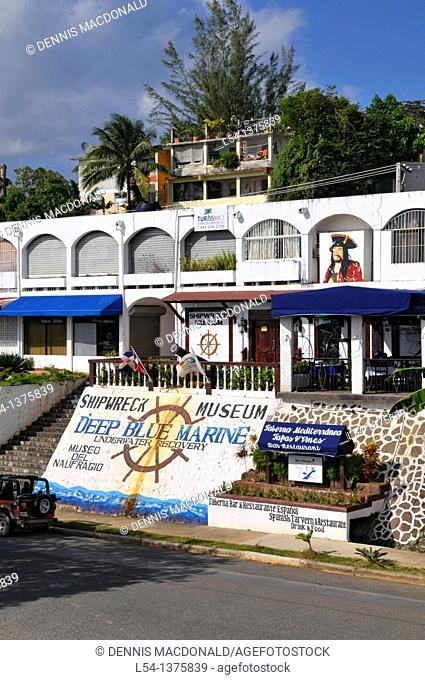 Shipwreck Museum Samana Dominican Republic Hispaniola Southern Caribbean Cruise