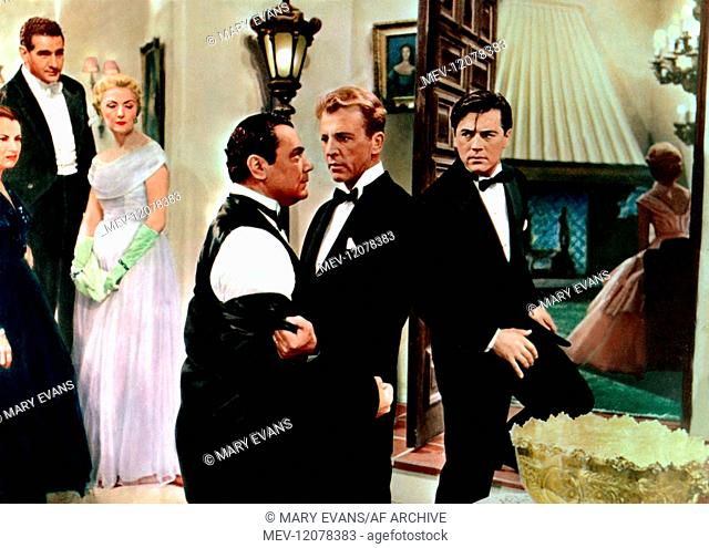 Ernest Borgnine, Dan Dailey & Gordon Macrae Characters: Lew Brown,Ray Henderson & B.G. 'Buddy' De Sylva Film: The Best Things In Life Are Free (1957) Director:...
