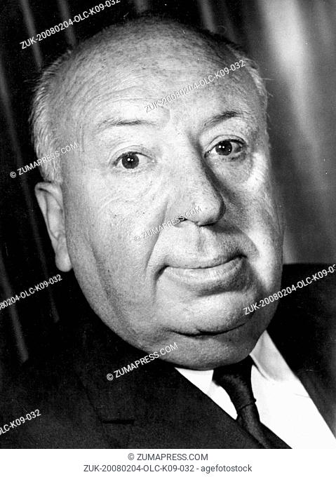 Feb 04, 2008 - Berlin, GERMANY - The acknowledged master of the thriller genre he virtually invented, ALFRED HITCHCOCK was also a brilliant technician who...