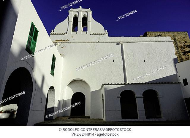 Sant Antoni de Portmany church, Ibiza