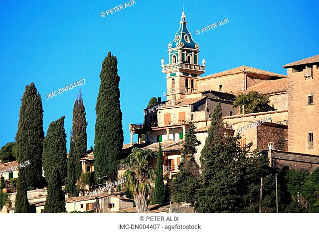 Spain, Balearic islands, Majorca, Valldemossa