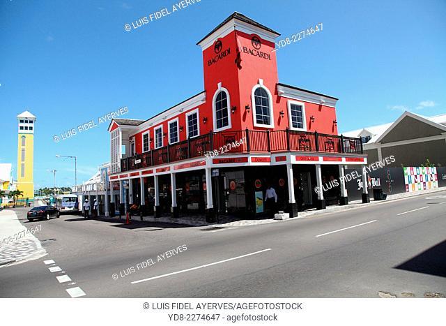 Center Nassau, Bahamas