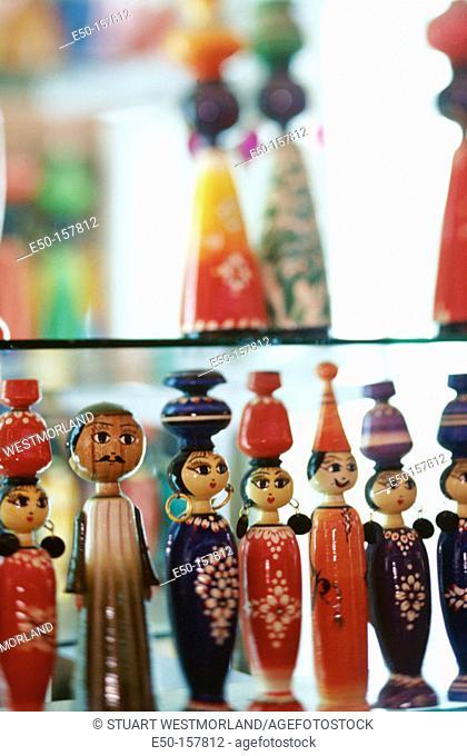 Egyptian dolls. Egypt