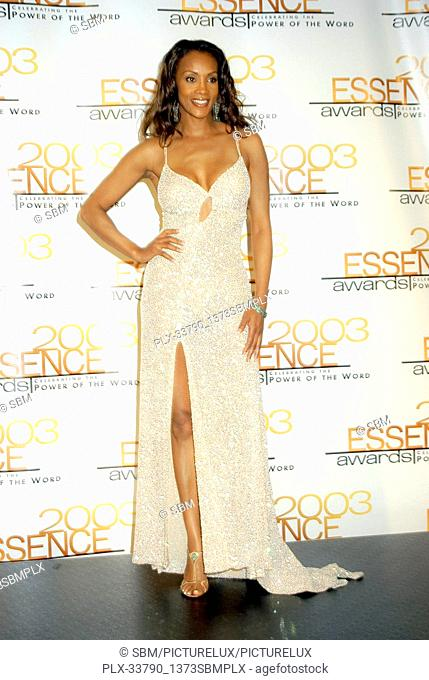 Vivica A. Fox at the 2003 Essence Awards, held at The Kodak Theatre in Hollywood, CA. The event took place on Friday, June 6, 2003