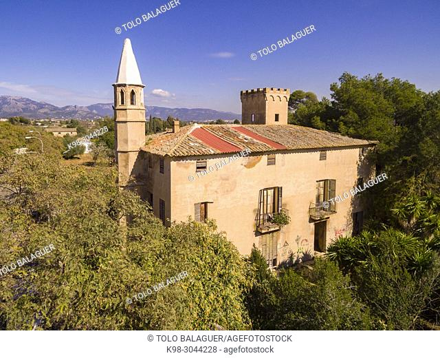 Can Coll, Secar de la Real, Palma, Mallorca, balearic islands, Spain