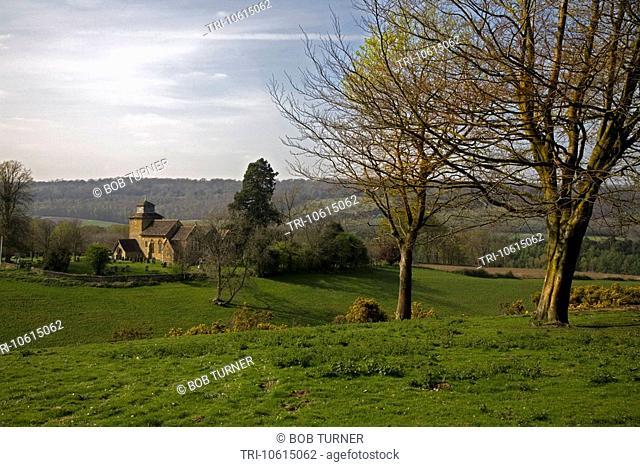 St John the Evangelist Church Wotton Surrey England