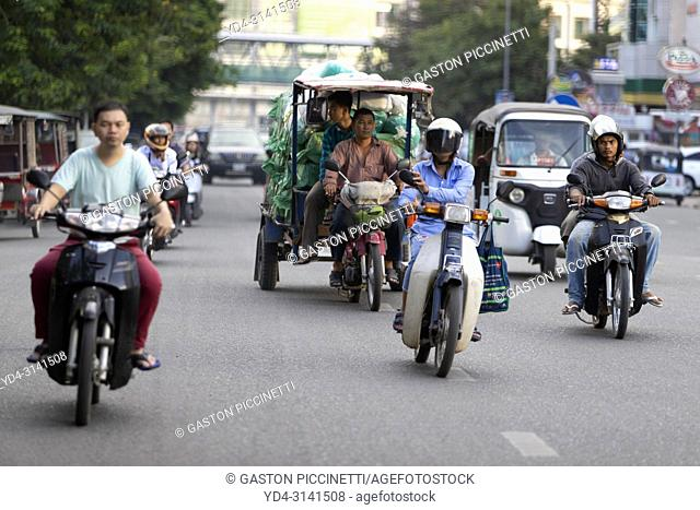Pnom Penh, Kingdon of Cambodia