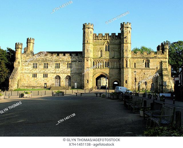 Battle Abbey, Battle, East Sussex, England