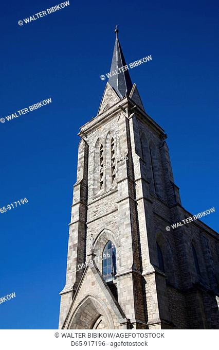 Cathedral of Our Lady of Nahuel Huapi, San Carlos de Bariloche, Lake District, Rio Negro Province, Argentina