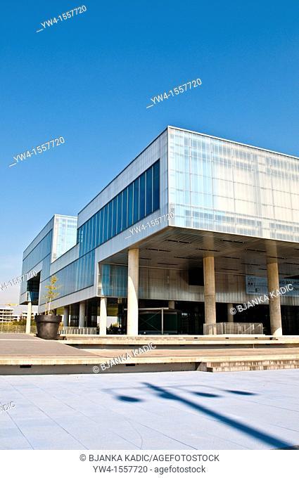 Museum of Contemporary Art, Zagreb, Croatia