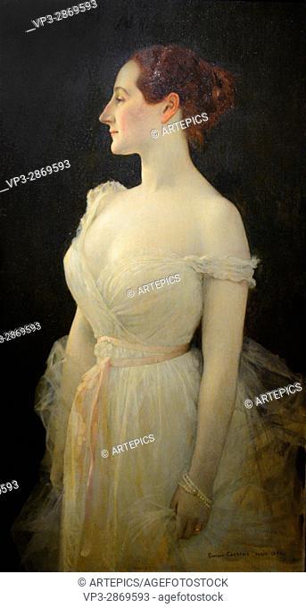 Gustave Courtois - Madame Gautreau