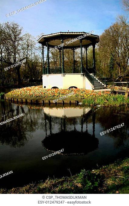 Gazebo Vondelpark Amsterdam