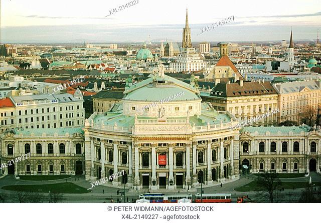 Burgtheater, Austria, Vienna