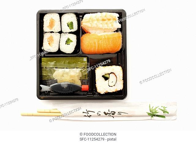 Sushi to take away