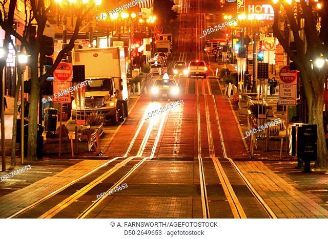 SAN FRANCISCO, CALIFORNIA USA Union Square