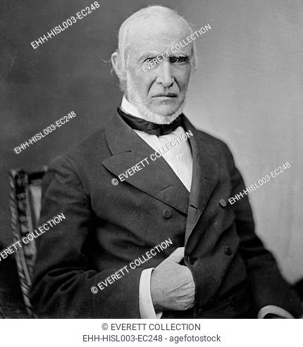 Charles O'Conor (1804 -1884) prominent Irish-American lawyer defended Jefferson Davis against treason charges after the Civil War