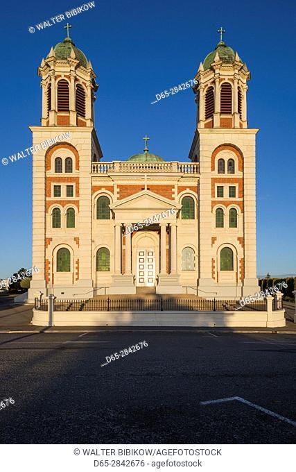 New Zealand, South Island, Canterbury, Timaru, Sacred Heart Basilica