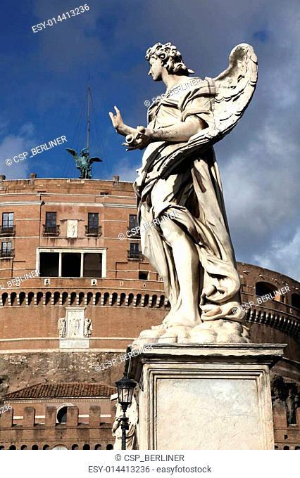 Ponte Sant Angelo Rome