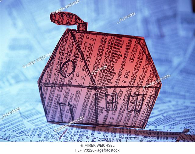 Series, House Cut out of Stock Listings
