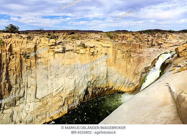 Augrabies Falls, Orange border river, Northern Cape, Namibia, South Africa