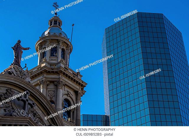 Old meets new in Santiago de Chile