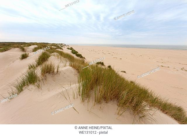 Beach Baltrum,East Friesland,Germany