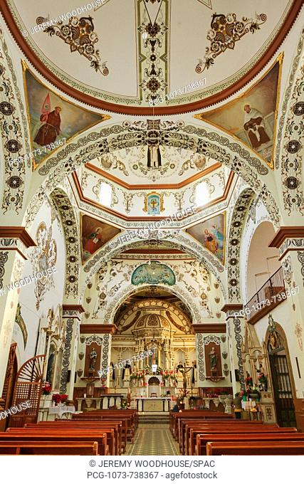 Church of Santa Domingo de Guzman