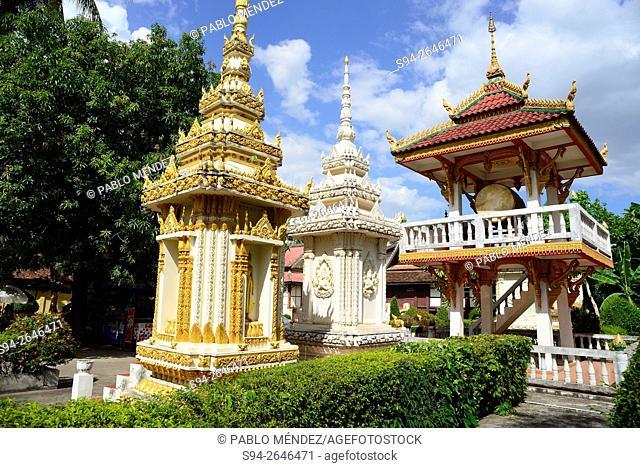 Wat Si Saket of Vientiane, Laos
