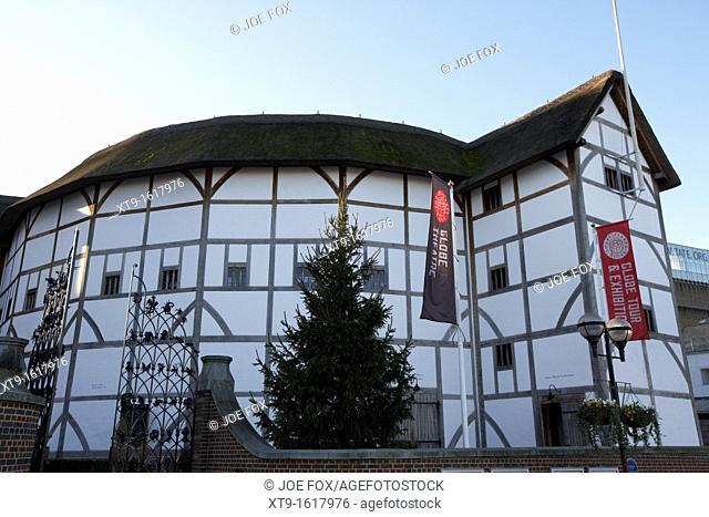 shakespeares globe theatre London England UK United kingdom