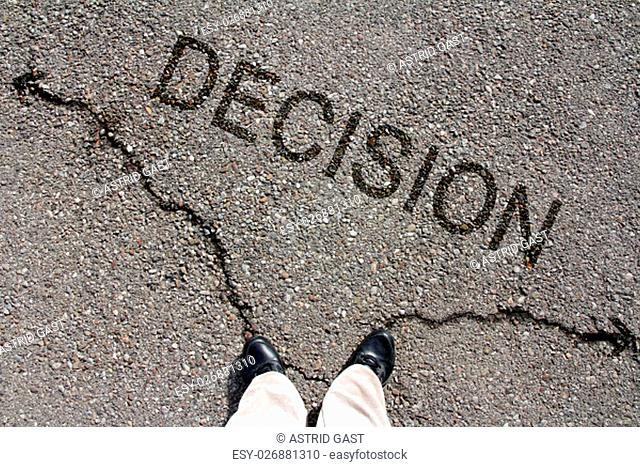the decision where to go. every person can determine their own future