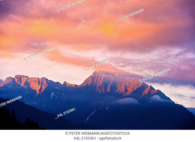 alps, Austria, Tyrol