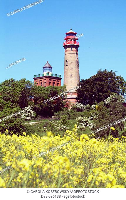 Germany, Mecklenburg-Western Pomerania, Baltic Sea, Rügen, Island, National Park, Cap Arkona, Putgarden