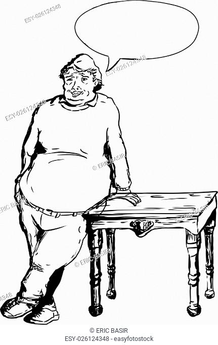 Obesity Isolated Word Stock Photos And Images