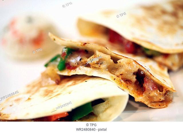 fajitas burritos tortillas cie
