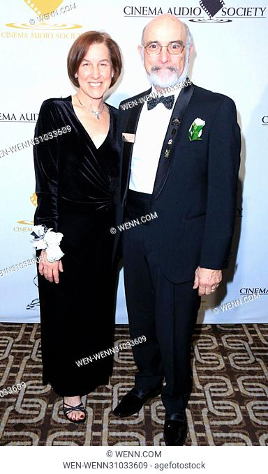 53rd Annual Cinema Audio Society (CAS) Awards at Omni Los Angeles Hotel at California Plaza - Arrivals Featuring: Mark Ulano Where: Los Angeles, California