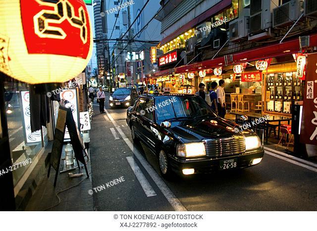 restaurants in Osaka