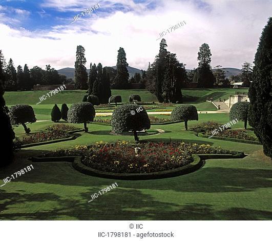 Powerscourt Estate, Co Wicklow, Ireland, 18th Century estate