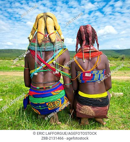 Mwila people are an ethnic group living in southern Angola, in the area of Huila. They actually are part of the Nyaneka, a larger ethnic group