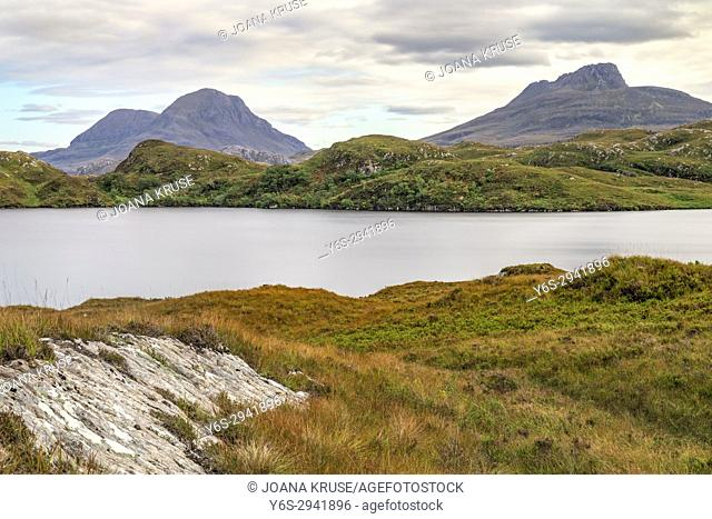 Assynt, Sutherland, Scotland, United Kingdom