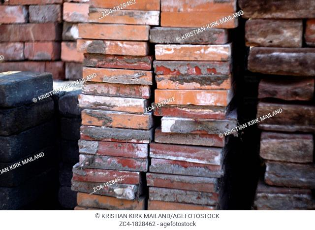 Stable of bricks